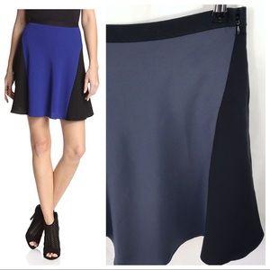 Tahari | Judy Colorblock Skirt